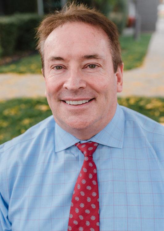 headshot of Dr. Chad Hess